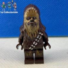 Juegos construcción - Lego: MINIFIGURA ORIGINAL LEGO STAR WARS - CHEWBACCA REF. 75094. Lote 171576837