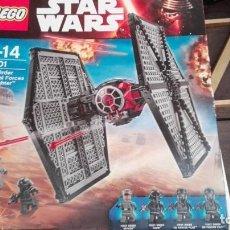 Juegos construcción - Lego: NAVE DE LEGO STAR WARS A ESTRENAR. TIE FIGHTER REFERENCIA 75101. Lote 171670268
