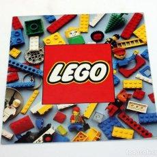Juegos construcción - Lego: LEGO - ANTIGUO CATALOGO DEL AÑO 1980 - IMPECABLE - DUPLO, LEGOLAND, FABULAND, TECNICS. Lote 171784583