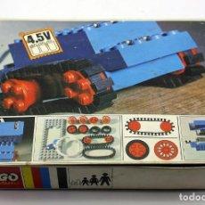Juegos construcción - Lego: LEGO SYSTEM - REF 103 - SÓLO CAJA Y PARTE DEL CONTENIDO. Lote 171819858