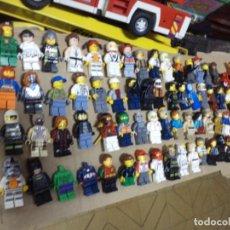 Juegos construcción - Lego: MEGA LOTE 71 PERSONAJES O FIGURAS LEGO ORIGINALES.. Lote 171876629