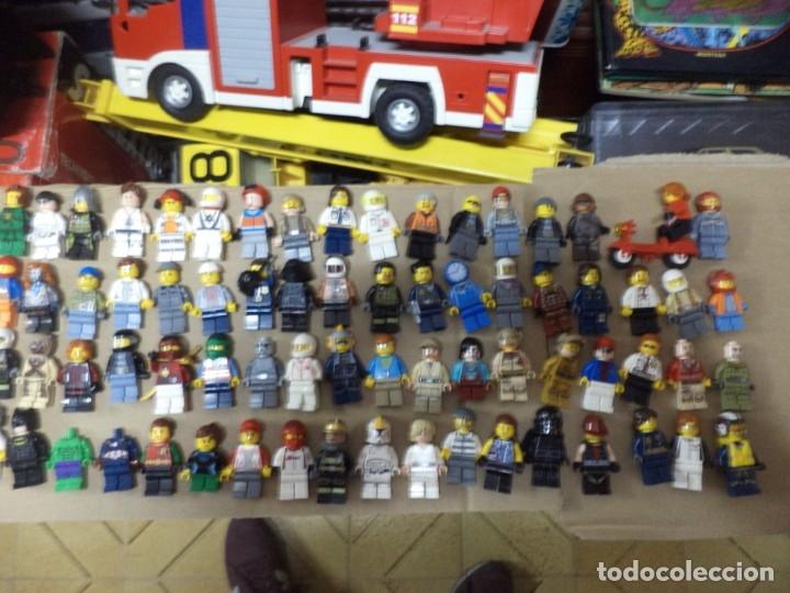 Juegos construcción - Lego: Mega lote 71 personajes o figuras lego originales. - Foto 2 - 171876629