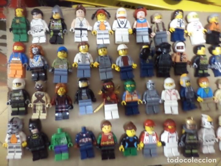 Juegos construcción - Lego: Mega lote 71 personajes o figuras lego originales. - Foto 3 - 171876629
