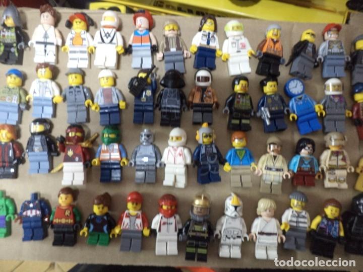 Juegos construcción - Lego: Mega lote 71 personajes o figuras lego originales. - Foto 4 - 171876629