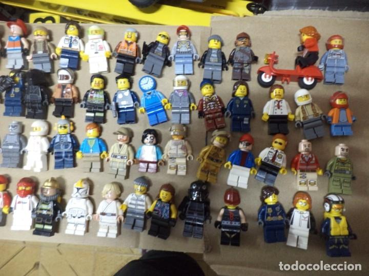 Juegos construcción - Lego: Mega lote 71 personajes o figuras lego originales. - Foto 5 - 171876629
