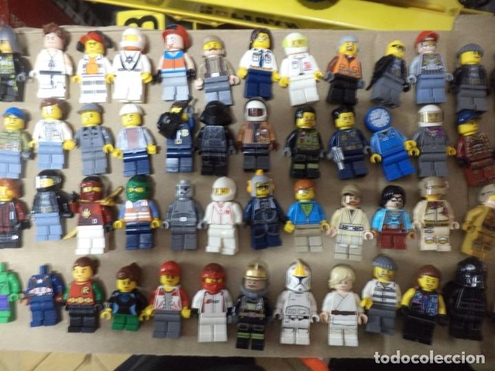 Juegos construcción - Lego: Mega lote 71 personajes o figuras lego originales. - Foto 6 - 171876629