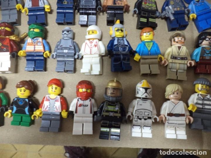 Juegos construcción - Lego: Mega lote 71 personajes o figuras lego originales. - Foto 8 - 171876629