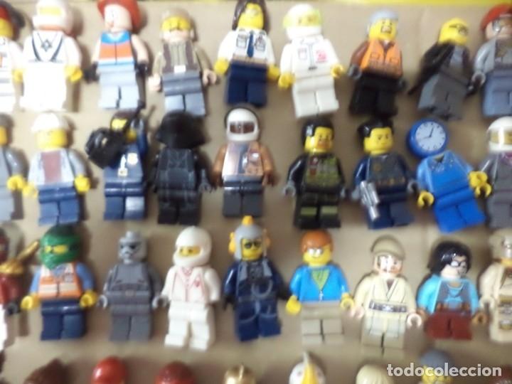 Juegos construcción - Lego: Mega lote 71 personajes o figuras lego originales. - Foto 11 - 171876629