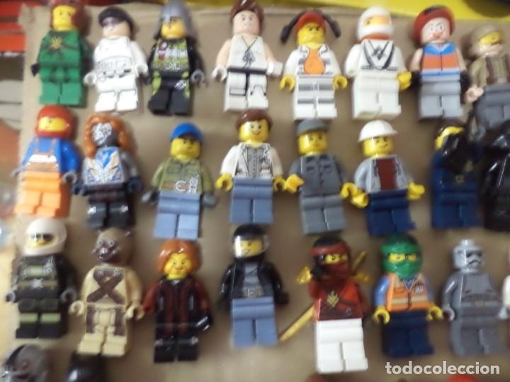Juegos construcción - Lego: Mega lote 71 personajes o figuras lego originales. - Foto 12 - 171876629