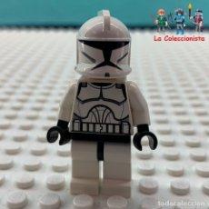 Juegos construcción - Lego: MINIFIGURA ORIGINAL LEGO STAR WARS - CLONE TROOPER. Lote 172217739
