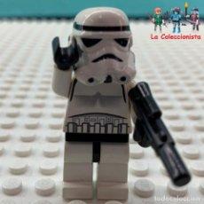 Juegos construcción - Lego: MINIFIGURA ORIGINAL LEGO STAR WARS - CLONE TROOPER. Lote 172303477