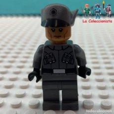 Juegos construcción - Lego: MINIFIGURA ORIGINAL LEGO STAR WARS - TRIPULACIÓN PRIMERA ORDEN. Lote 278923193