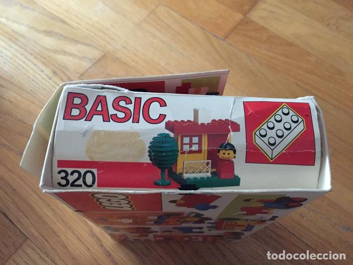 Juegos construcción - Lego: LEGO BASIC 320. Completo - Foto 8 - 172321117