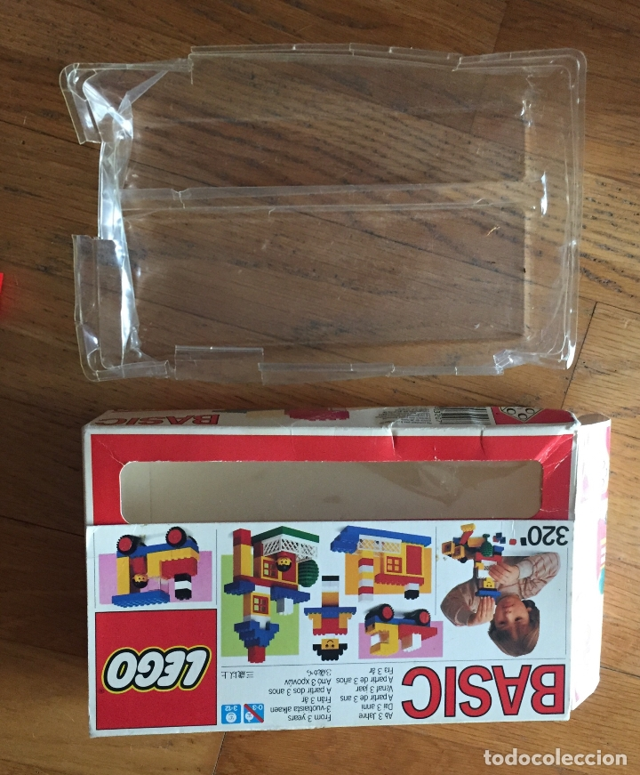 Juegos construcción - Lego: LEGO BASIC 320. Completo - Foto 10 - 172321117