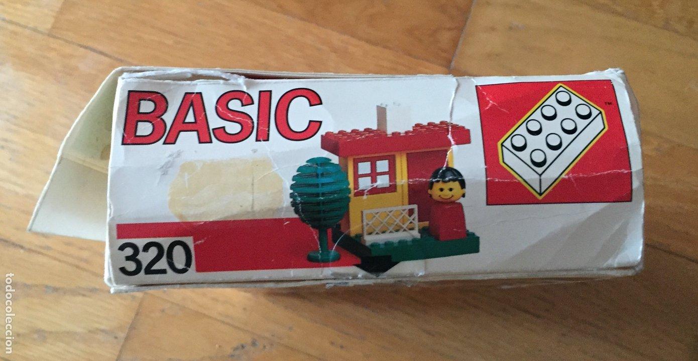 Juegos construcción - Lego: LEGO BASIC 320. Completo - Foto 11 - 172321117