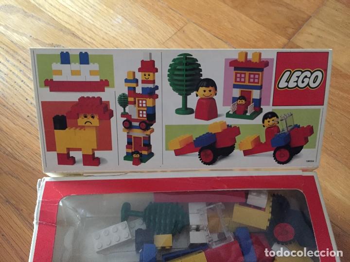 Juegos construcción - Lego: LEGO BASIC 320. Completo - Foto 12 - 172321117