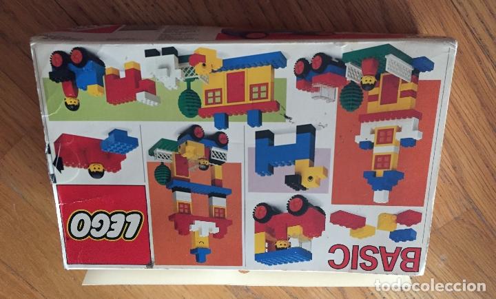 Juegos construcción - Lego: LEGO BASIC 320. Completo - Foto 13 - 172321117