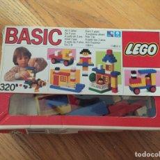 Juegos construcción - Lego: LEGO BASIC 320. COMPLETO. Lote 172321117
