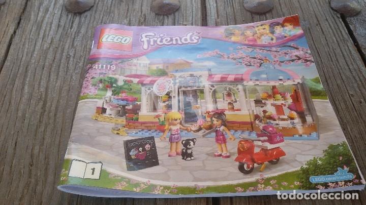LEGO FRIENDS (Juguetes - Construcción - Lego)