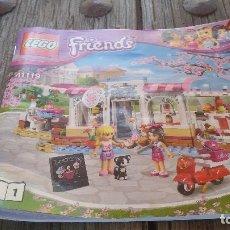 Juegos construcción - Lego: LEGO FRIENDS. Lote 172394955