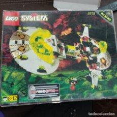 Juegos construcción - Lego: LEGO SYSTEM REF 6979 AÑO 1997 INTERSTELLAR STARFIGHTER UFO OVNI. Lote 172420207