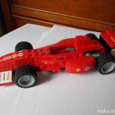 Juegos construcción - Lego: LEGO RACERS FERRARI 8672. Lote 169572764