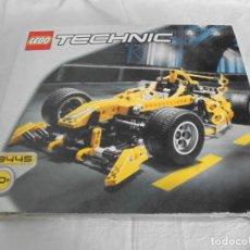 Juegos construcción - Lego: LEGO TECHNIC 8445.LE FALTAN PIEZAS LEER DESCRIPCION. Lote 172702137