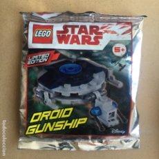Juegos construcción - Lego: LEGO STAR WARS - DROID GUNSHIP - LIMITED EDITION - SOBRE SIN ABRIR. Lote 172986182