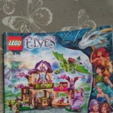 Juegos construcción - Lego: LEGO 41176 INSTRUCCIONES DE MONTAJE. Lote 173510280