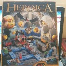 Juegos construcción - Lego: JUEGO DE MESA LEGO HEROICA ILRION REF. 3874 . Lote 173515559