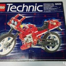 Juegos construcción - Lego: LEGO TECHNIC 8422 - ORIGINAL AÑOS 90, COCHE + MOTO - CAJA ORIGINAL, PIEZAS + INSTRUCCIONES. Lote 173669914