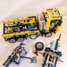 Juegos construcción - Lego: LEGO TECHNIC CAMION CON VOLQUETE Y PIEZAS EXTRAS.REF:82921. Lote 173670208