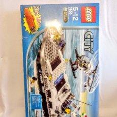 Juegos construcción - Lego: LEGO BARCO PATRULLERA DE LA POLICIA REF:7899 DEL 2006. Lote 173672192