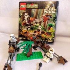 Juegos construcción - Lego: LEGO SYSTEM NAVE DE STAR WARS REF:7128 DE 1999 EN CAJA. Lote 173672518