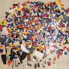 Juegos construcción - Lego: GRAN LOTE PIEZAS LEGO FIGURA STAR WARS NAVE VARIADO . Lote 173819449