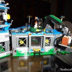 Juegos construcción - Lego: LEGO JURASSIC WORLD 75919 LE FALTA EL DINOSAURIO.LA BOLA ,UN MUÑECO Y ALGUNA PIEZA PEQUEÑA . Lote 173879550