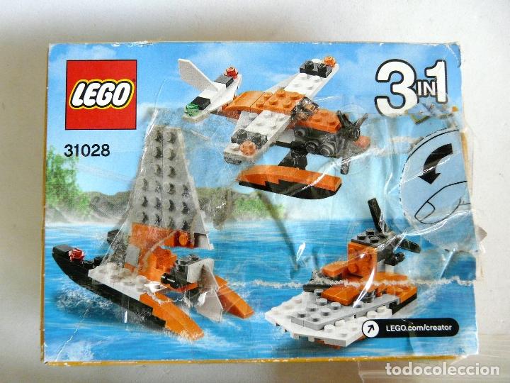 Juegos construcción - Lego: Lego Creator 31028 descatalogado - 3 en uno (3 in 1) - año 2015 - INCOMPLETO - Foto 2 - 174012577