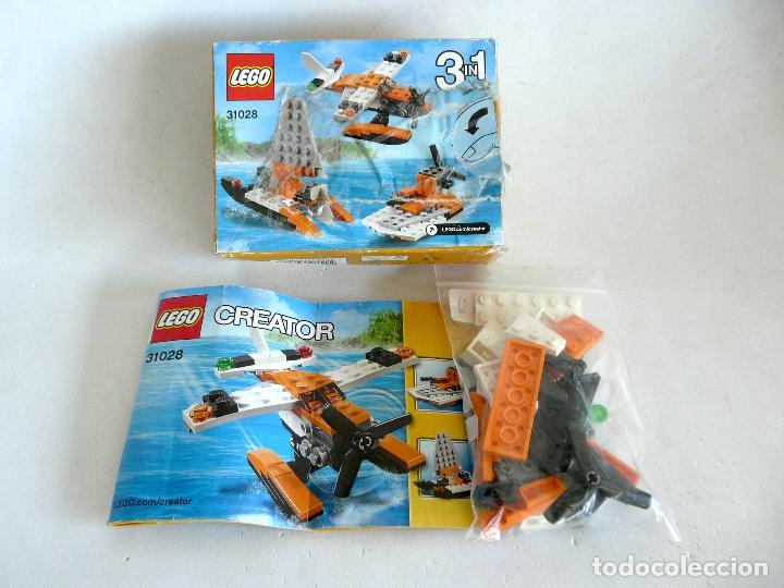 LEGO CREATOR 31028 DESCATALOGADO - 3 EN UNO (3 IN 1) - AÑO 2015 - INCOMPLETO (Juguetes - Construcción - Lego)