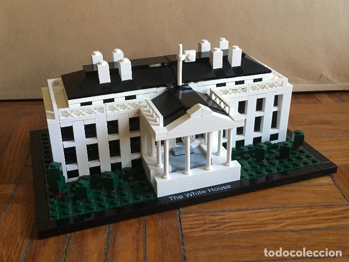 Set Lego 21006 De La Casa Blanca The White Ho Buy Building And Construction Games Lego At Todocoleccion 211623616