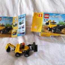 Juegos construcción - Lego: LEGO CREATOR - 3 EN 1. REF. 31041. Lote 174149865