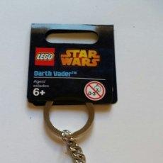 Juegos construcción - Lego: LLAVERO LEGO DARTH VADER STAR WARS. Lote 218299216