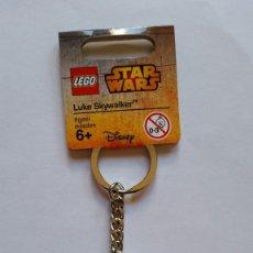 Juegos construcción - Lego: LLAVERO LEGO LUKE SKYWALKER STAR WARS. Lote 174239573