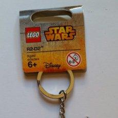 Juegos construcción - Lego: LLAVERO LEGO R2D2 STAR WARS. Lote 218299227