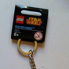 Juegos construcción - Lego: LLAVERO LEGO STORMTROPPER STAR WARS. Lote 174239693
