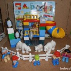 Juegos construcción - Lego: LEGO DUPLO - REF. 5633 - POLAR ZOO. Lote 174411465