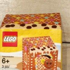 Juegos construcción - Lego: LEGO GALLETA DE NAVIDAD NUEVA. Lote 174577819