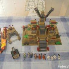 Juegos construcción - Lego: INDIANA JONES 7627 CALAVERA DE CRISTAL. Lote 174584278