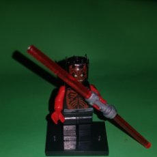 Juegos construcción - Lego: FIGURA STARWARS TIPO LEGO. Lote 175147979