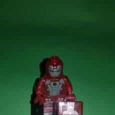 Juegos construcción - Lego: FIGURA IRON MAN TIPO LEGO. Lote 175148452