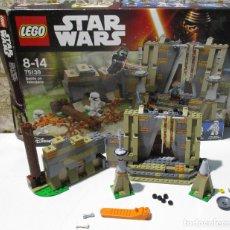 Juegos construcción - Lego: LEGO STAR WARS BATALLA EN TAKODANA REF. 75139. Lote 175550305